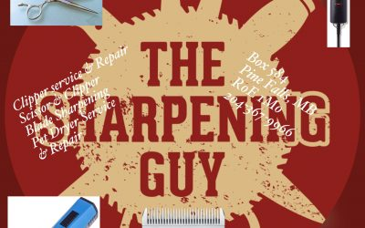 The Sharpening Guy – Services Offered